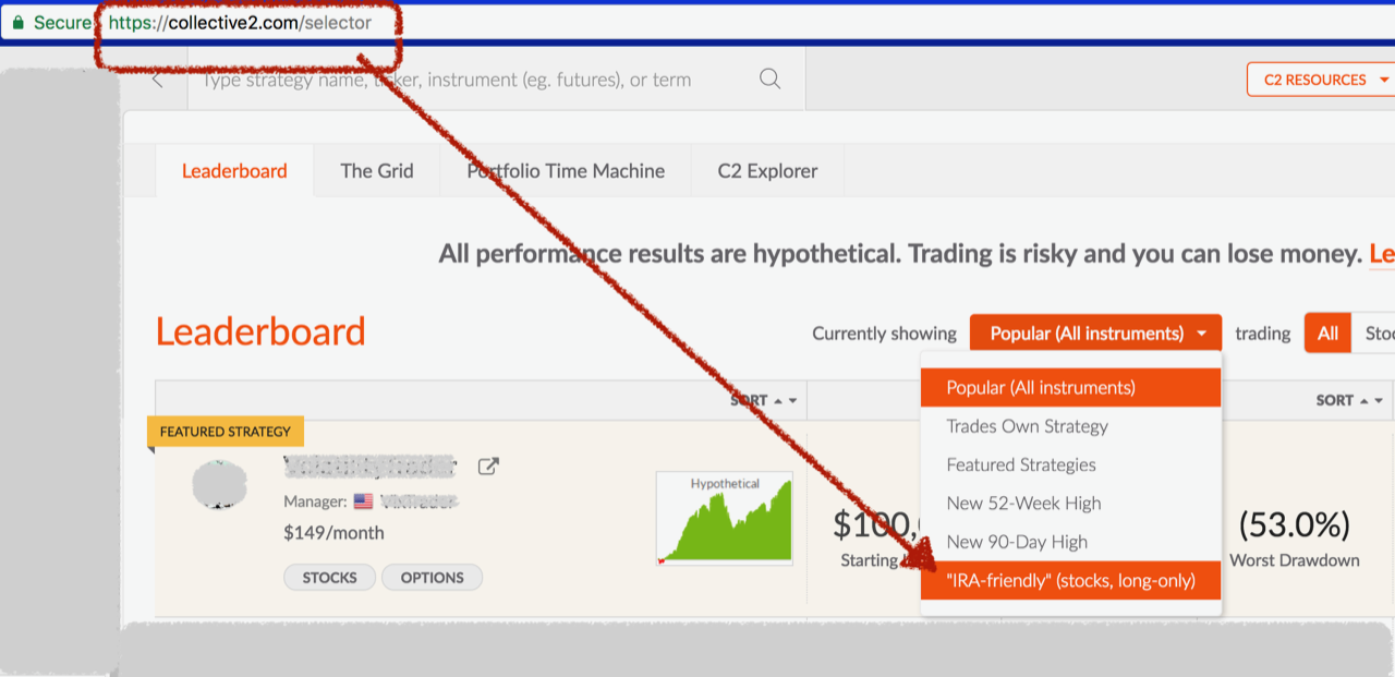Brokerage calculated on options